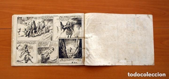 Tebeos: Flas Gordon (G.A.E.) - nº 7 - Los hombres selváticos - Hispano Americana 1942 - Tamaño 25x35 - Foto 7 - 164794310