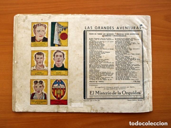 Tebeos: Flas Gordon (G.A.E.) - nº 7 - Los hombres selváticos - Hispano Americana 1942 - Tamaño 25x35 - Foto 8 - 164794310