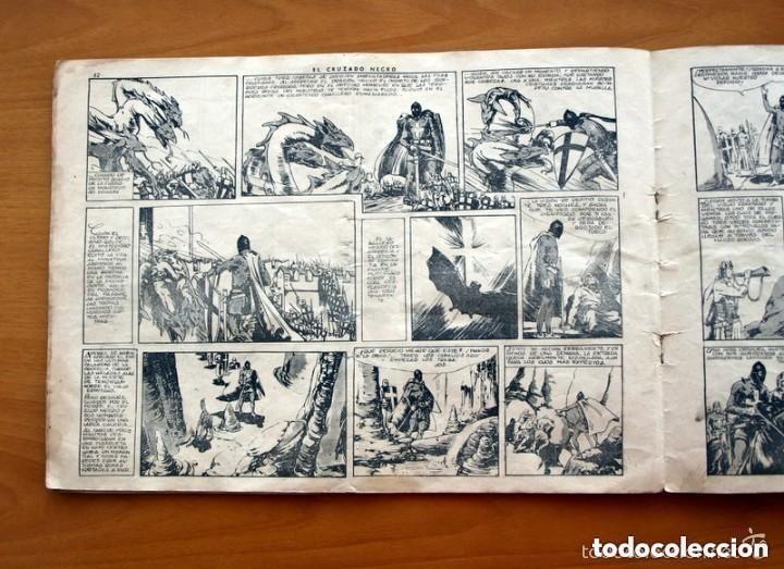 Tebeos: El cruzado negro - Las Grandes aventuras de 2,50, ejemplar monográfico - Ed. Hispano Americana 1942 - Foto 2 - 164961546