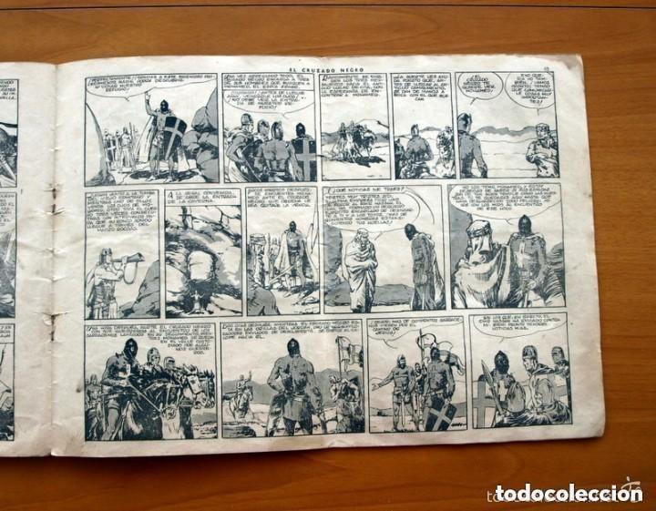 Tebeos: El cruzado negro - Las Grandes aventuras de 2,50, ejemplar monográfico - Ed. Hispano Americana 1942 - Foto 3 - 164961546