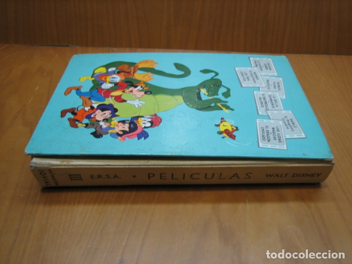 Tebeos: Antiguo tebeo de peliculas - Foto 4 - 165461414