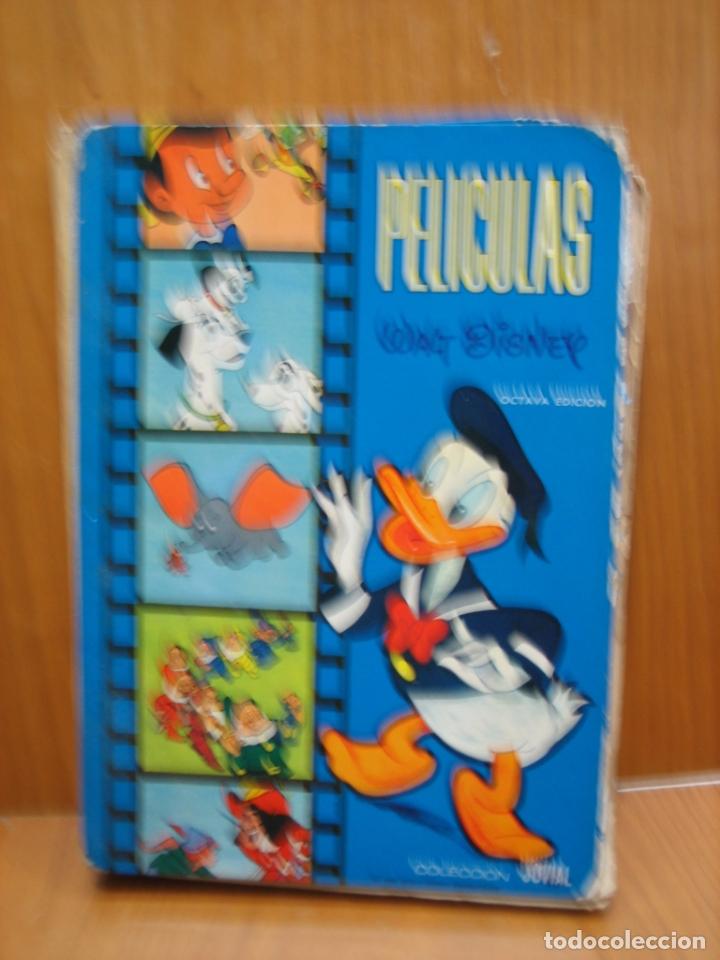 ANTIGUO TEBEO DE PELICULAS (Tebeos y Comics - Hispano Americana - Merlín)