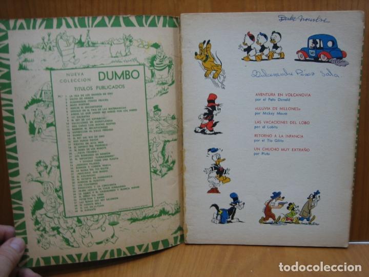 Tebeos: Antiguo tebeo de Disney - Foto 2 - 165461866