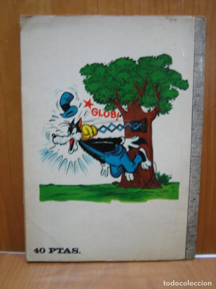 Tebeos: Antiguo tebeo de Disney - Foto 5 - 165461866