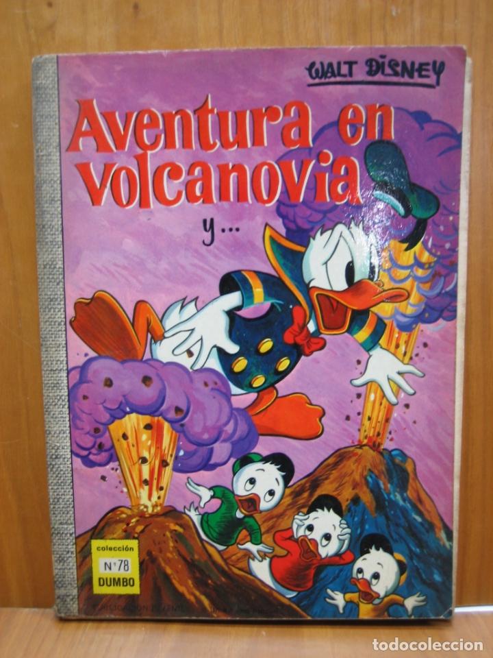 ANTIGUO TEBEO DE DISNEY (Tebeos y Comics - Hispano Americana - Merlín)