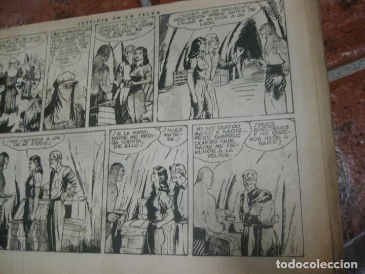 Tebeos: el hombre enmascarado nº 6 . hispanoamericana de ediciones tapas duras original - Foto 6 - 165666330