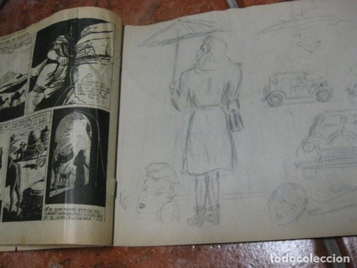 Tebeos: el hombre enmascarado nº 6 . hispanoamericana de ediciones tapas duras original - Foto 11 - 165666330