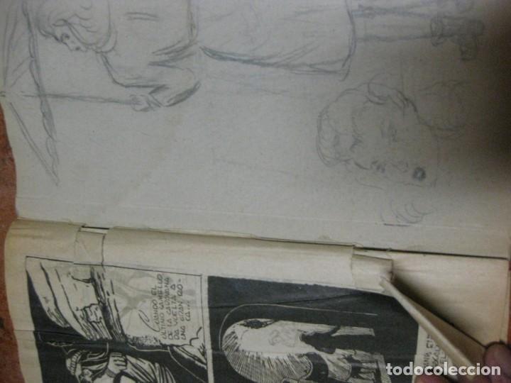 Tebeos: el hombre enmascarado nº 6 . hispanoamericana de ediciones tapas duras original - Foto 12 - 165666330