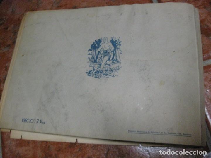 Tebeos: el hombre enmascarado nº 6 . hispanoamericana de ediciones tapas duras original - Foto 13 - 165666330