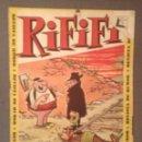 Tebeos: RIFIFI NUM 5, 1961 . Lote 165762330