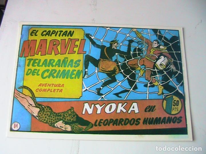 CAPITÁN MARVEL 84 FACSÍMIL. HISPANOAMERICANA. (Tebeos y Comics - Hispano Americana - Capitán Marvel)