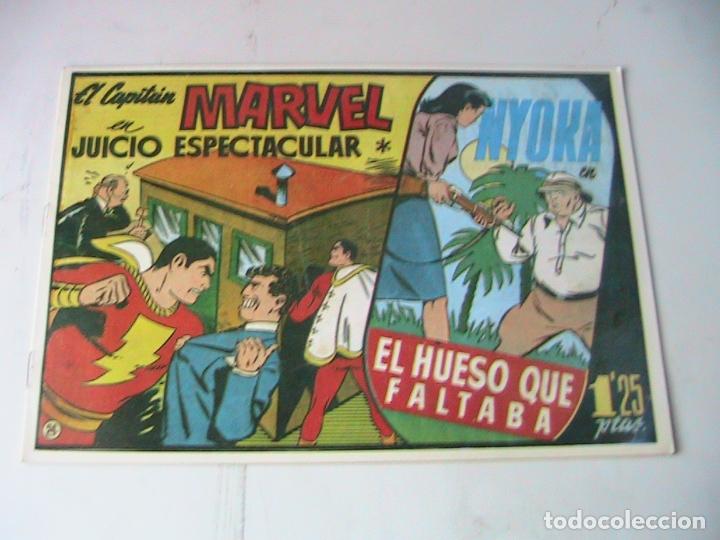 CAPITÁN MARVEL 24 FACSÍMIL. HISPANOAMERICANA. (Tebeos y Comics - Hispano Americana - Capitán Marvel)