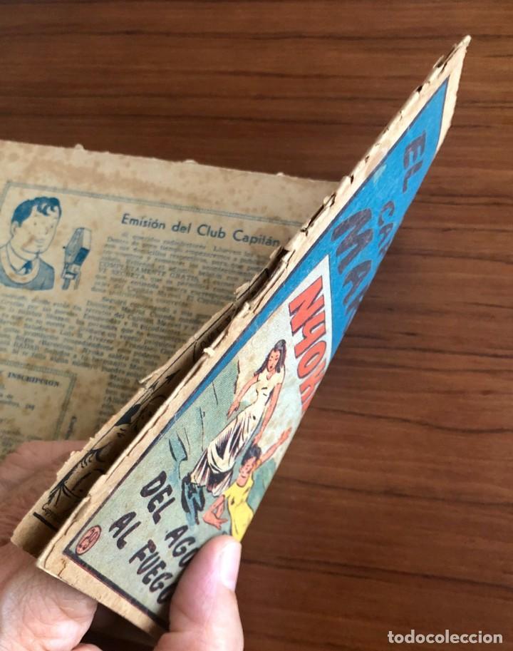 Tebeos: EL CAPITAN MARVEL Nº 29. ORIGINAL. EL CLUB CAPITAN MARVEL. HISPANO AMERICANA. - Foto 6 - 167473152