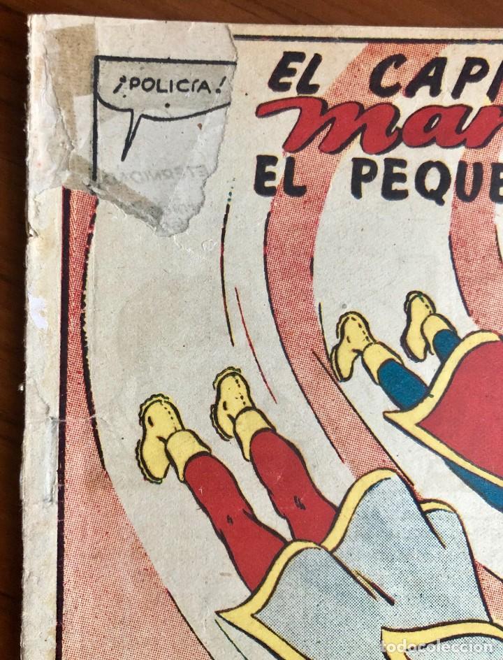 Tebeos: EL CAPITAN MARVEL Nº 31. ORIGINAL. LA ROCA DE LA ETERNIDAD. HISPANO AMERICANA. - Foto 2 - 167474696