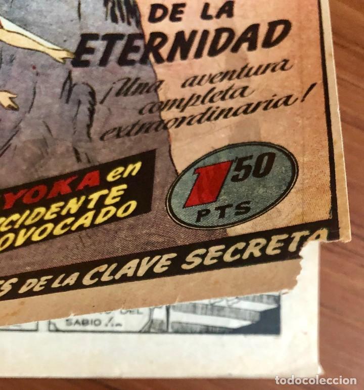 Tebeos: EL CAPITAN MARVEL Nº 31. ORIGINAL. LA ROCA DE LA ETERNIDAD. HISPANO AMERICANA. - Foto 3 - 167474696