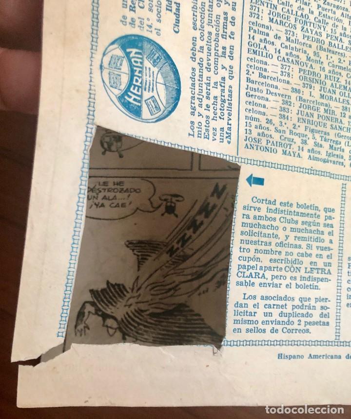 Tebeos: EL CAPITAN MARVEL Nº 44. ORIGINAL. LA LAMPARA DE DIOGENES. HISPANO AMERICANA. - Foto 3 - 167475064