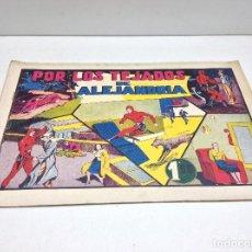 Livros de Banda Desenhada: EL HOMBRE ENMASCARADO - POR LOS TEJADOS DE ALEJANDRIA - ORIGINAL. Lote 167740756