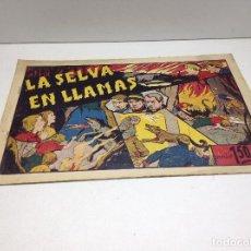 Livros de Banda Desenhada: COMIC ORIGINAL LA SELVA EN LLAMAS - HISPANO AMERICANA. Lote 167827192