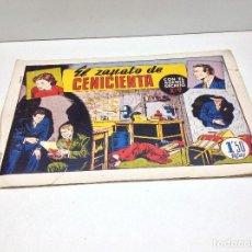 Livros de Banda Desenhada: COMIC EL AGENTE SECRETO X-9 - EL ZAPATO DE LA CENICIENTA - ORIGINAL HISPANO AMERICANA. Lote 167828840
