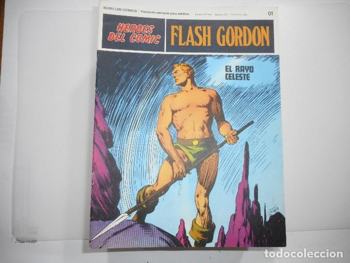 FLASH GORDON Y94627 (Tebeos y Comics - Hispano Americana - Flash Gordon)