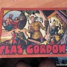 Tebeos: FLASH FLAS GORDON Nº 3 ALBUM ROJO (ORIGINAL HISPANO AMERICANA) (AB-1). Lote 168513476