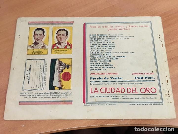 Tebeos: MERLIN Nº 1 UN INCENDIO EN EL CIRCO (ORIGINAL HISPANO AMERICANA) CROMOS (COIB4) - Foto 2 - 169042576