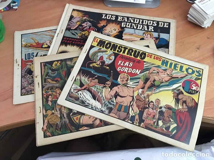 FLASH FLAS GORDON COLECCION COMPLETA 1 AL 18 (ORIGINAL ED. HISPANO AMERICANA) (COIB5) (Tebeos y Comics - Hispano Americana - Flash Gordon)