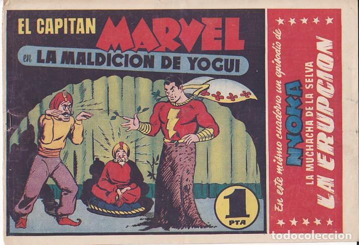 COMIC COLECCION EL CAPITAN MARVEL Nº 10 (Tebeos y Comics - Hispano Americana - Capitán Marvel)