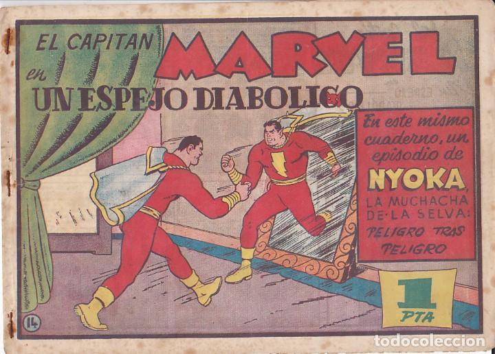 COMIC COLECCION EL CAPITAN MARVEL Nº 14 (Tebeos y Comics - Hispano Americana - Capitán Marvel)