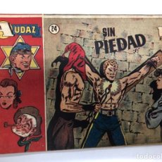 Livros de Banda Desenhada: COMIC ORIGINAL COLECCION AUDAZ Nº 24 HISPANO AMERICANA. Lote 169590508