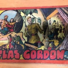 Tebeos: COMIC ORIGINAL FLAS GORDON Nº 3 ALBUM ROJO EDITORIAL HISPANO AMERICANA. Lote 170091480