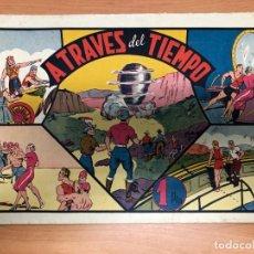 Tebeos: COMIC CARLOS EL INTREPIDO Nº12 A TRAVES DEL TIEMPO EDITORIAL HISPANO AMERICANA. Lote 170098992