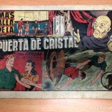 Tebeos: COMIC CARLOS EL INTREPIDO Nº23 MAS ALLA DE LA PUERTA DE CRISTAL EDITORIAL HISPANO AMERICANA. Lote 170099212