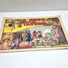 Tebeos: COMIC EL ENEMIGO DE TARZAN - HISPANO AMERICANA - ORIGINAL - 1942. Lote 170151260