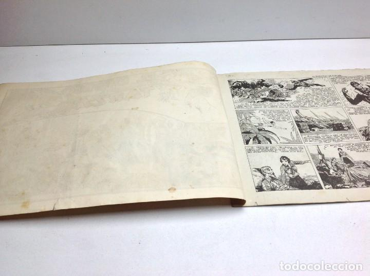 Tebeos: COMIC EL ENEMIGO DE TARZAN - HISPANO AMERICANA - ORIGINAL - 1942 - Foto 3 - 170151260