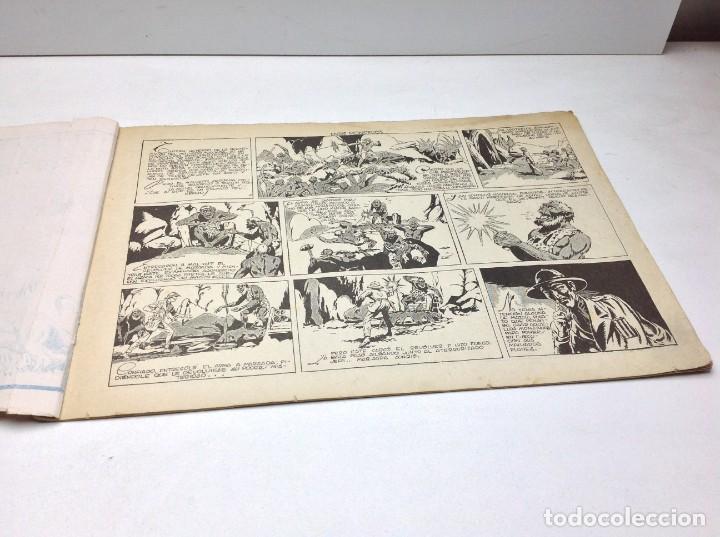 Tebeos: COMIC ENTRE MONSTRUOS - EDICIONES HISPANO AMERICANA - CON TARZAN EL HOMBRE MONO - ORIGINAL - Foto 3 - 170154476