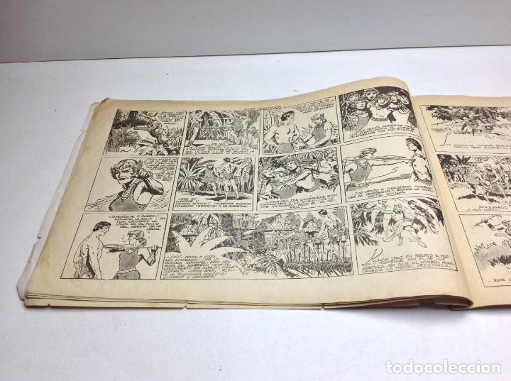 Tebeos: COMIC ENTRE MONSTRUOS - EDICIONES HISPANO AMERICANA - CON TARZAN EL HOMBRE MONO - ORIGINAL - Foto 4 - 170154476