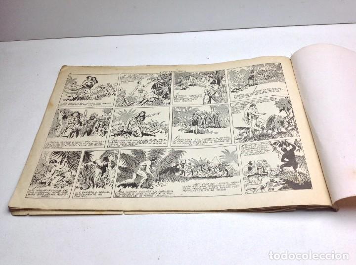 Tebeos: COMIC ENTRE MONSTRUOS - EDICIONES HISPANO AMERICANA - CON TARZAN EL HOMBRE MONO - ORIGINAL - Foto 5 - 170154476