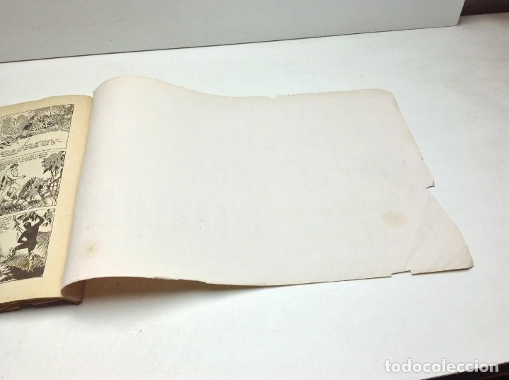 Tebeos: COMIC ENTRE MONSTRUOS - EDICIONES HISPANO AMERICANA - CON TARZAN EL HOMBRE MONO - ORIGINAL - Foto 6 - 170154476