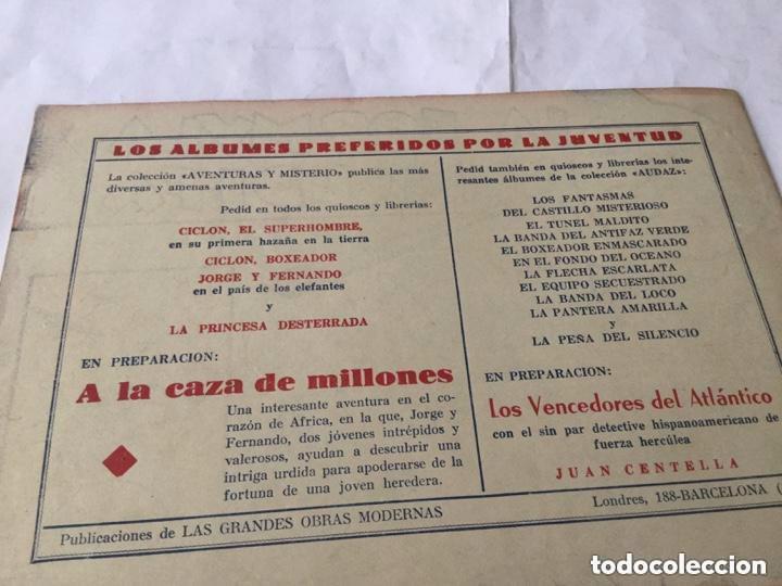 Tebeos: Ciclon- col. Completa 16 ejemplares - extraordinaria conservación - Foto 7 - 170850895