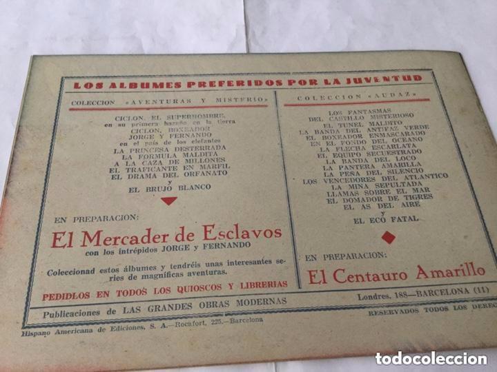 Tebeos: Ciclon- col. Completa 16 ejemplares - extraordinaria conservación - Foto 10 - 170850895