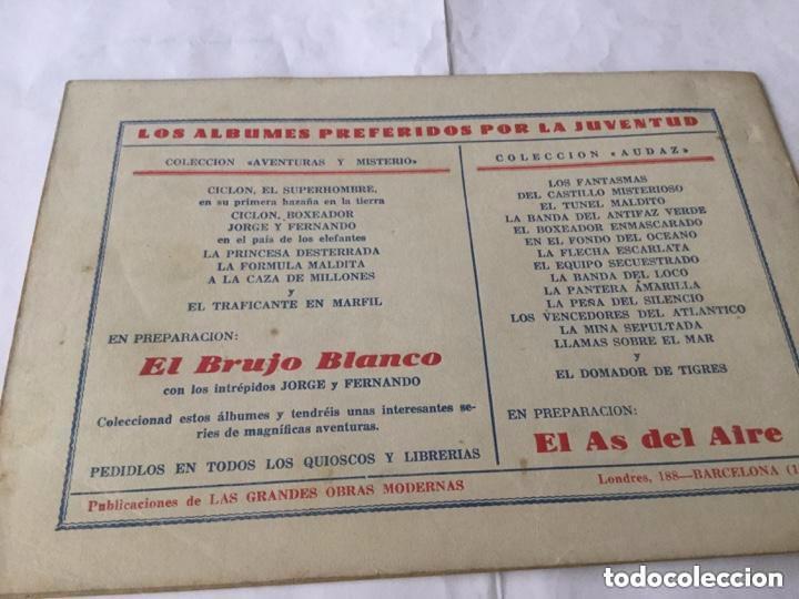 Tebeos: Ciclon- col. Completa 16 ejemplares - extraordinaria conservación - Foto 13 - 170850895