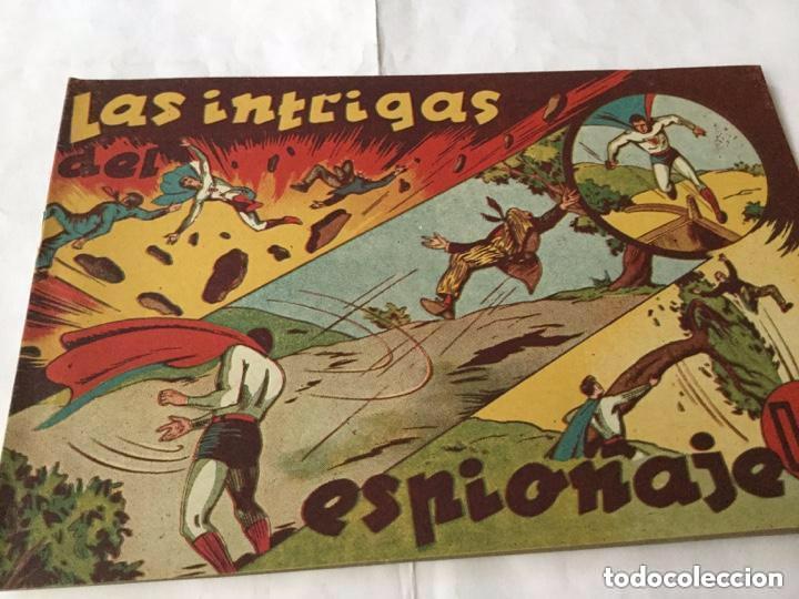 Tebeos: Ciclon- col. Completa 16 ejemplares - extraordinaria conservación - Foto 17 - 170850895