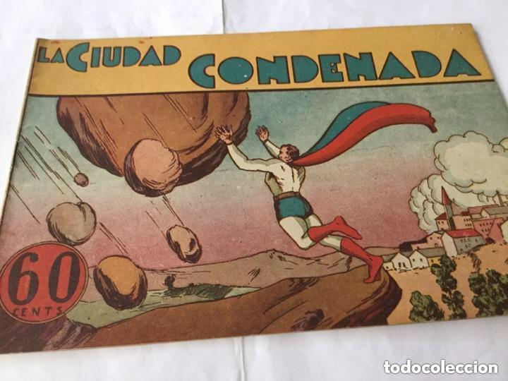 Tebeos: Ciclon- col. Completa 16 ejemplares - extraordinaria conservación - Foto 20 - 170850895