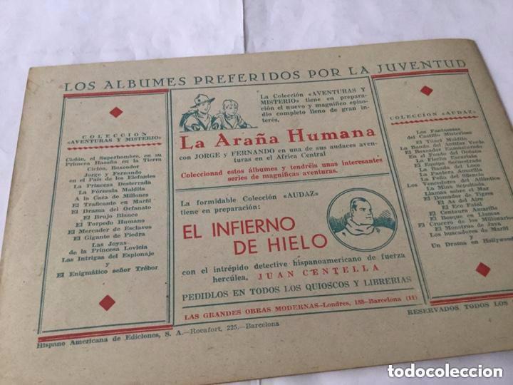 Tebeos: Ciclon- col. Completa 16 ejemplares - extraordinaria conservación - Foto 22 - 170850895