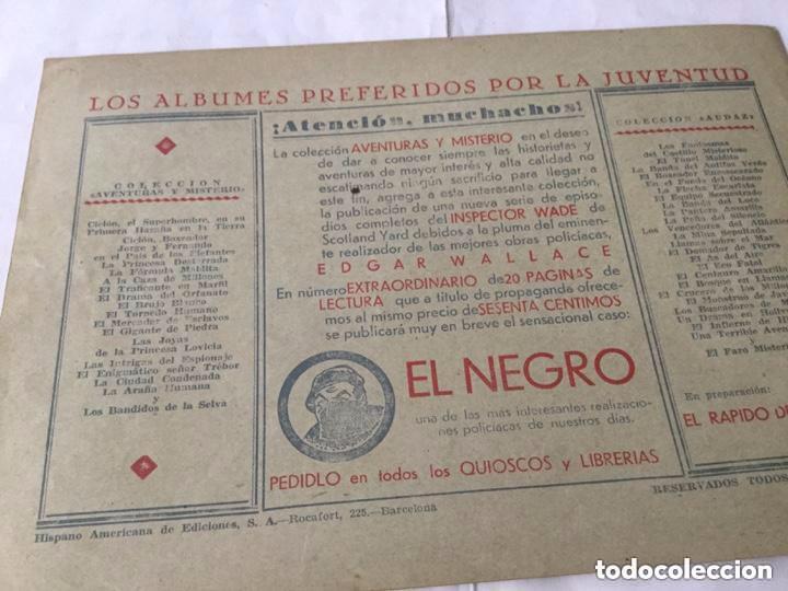 Tebeos: Ciclon- col. Completa 16 ejemplares - extraordinaria conservación - Foto 25 - 170850895