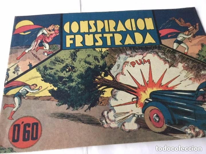 Tebeos: Ciclon- col. Completa 16 ejemplares - extraordinaria conservación - Foto 26 - 170850895