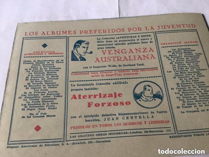 Tebeos: Ciclon- col. Completa 16 ejemplares - extraordinaria conservación - Foto 28 - 170850895
