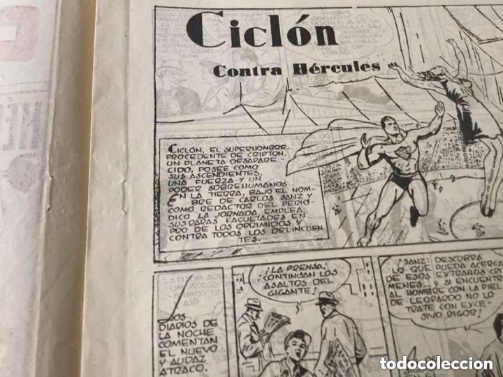 Tebeos: Ciclon- col. Completa 16 ejemplares - extraordinaria conservación - Foto 30 - 170850895