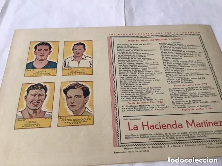 Tebeos: Ciclon- col. Completa 16 ejemplares - extraordinaria conservación - Foto 42 - 170850895